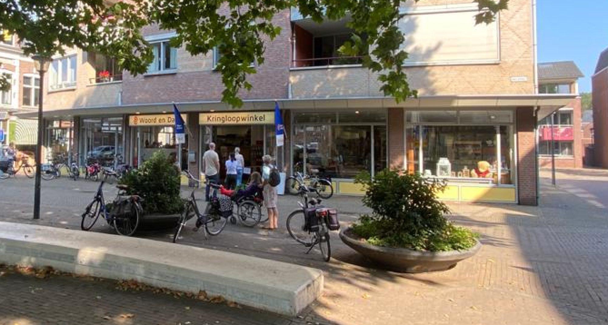 Woord en Daad Kringloopwinkel Gorinchem